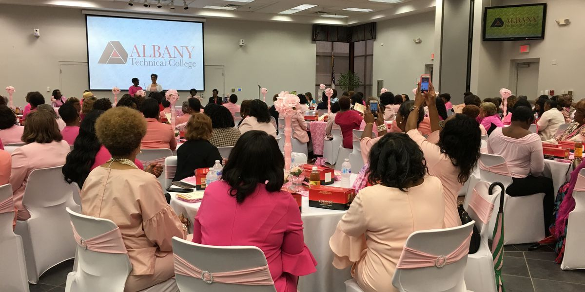 Dougherty Co. health officials host breast cancer lunch and learn event