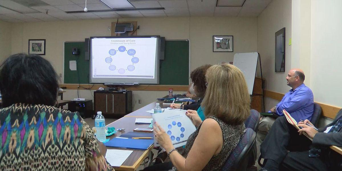 Community leaders attend Mental Health Regional Advisory Council meeting