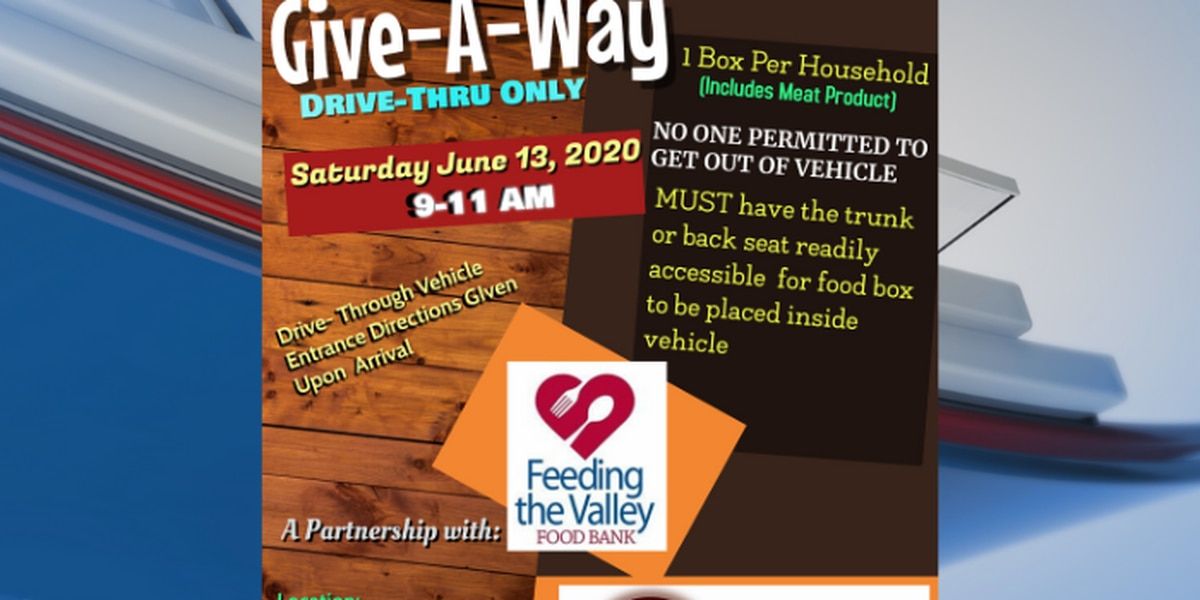 Albany church to host food give-a-way