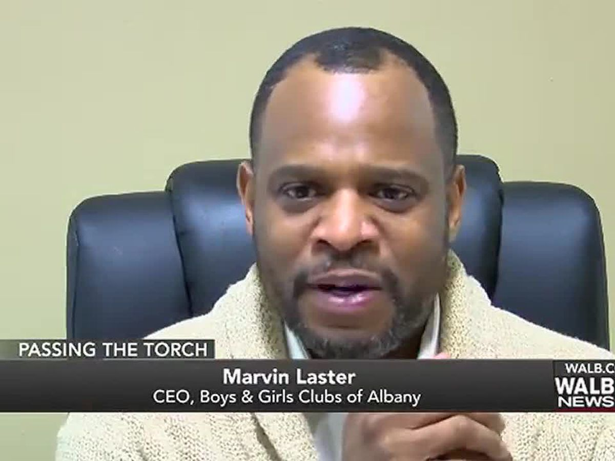 Marvin Laster continues to change Boys and Girls Club students' lives