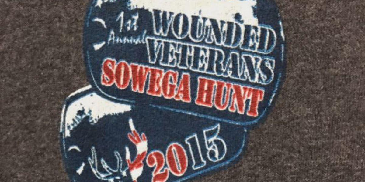 Organizations honor vets in hunting weekend trip