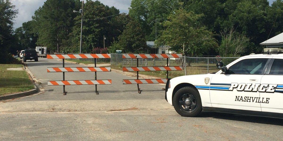 Body confirmed found in Nashville, GA