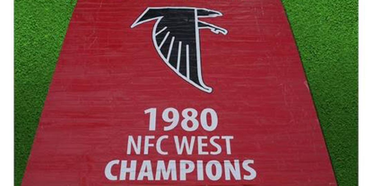 Fans can score Falcons memorabilia as GA Dome closes