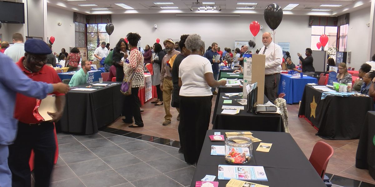 Albany Technical College hosts 60 employers at career fair