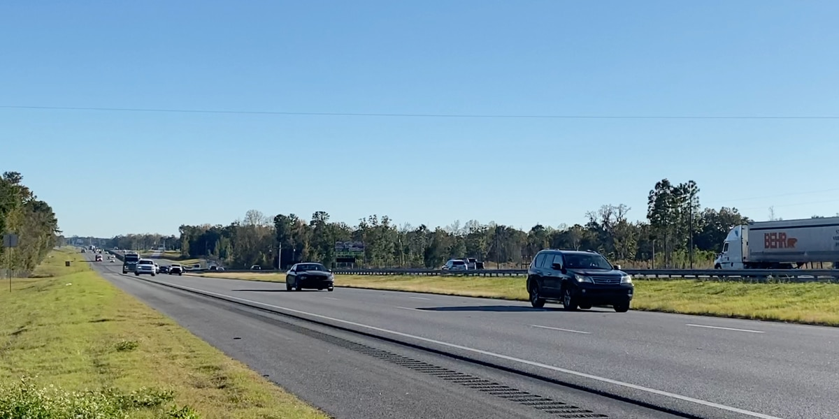 GSP encourages safe driving during Thanksgiving holiday travel time