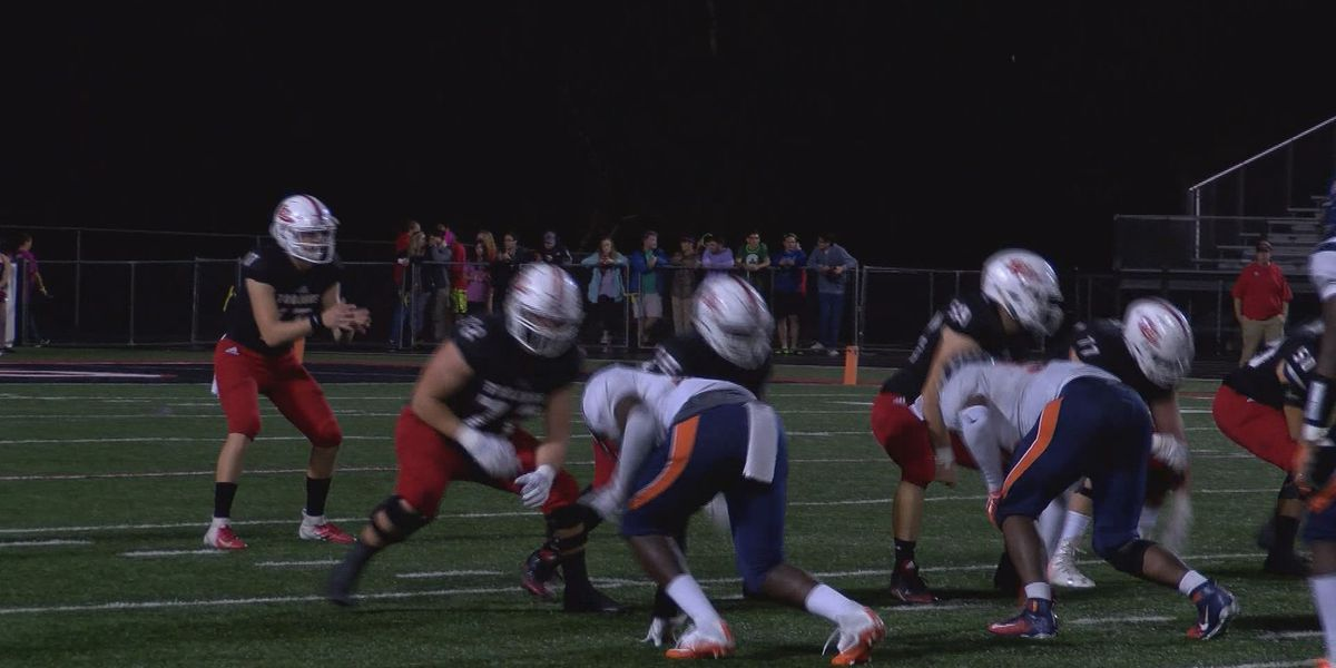 Game of the Week(11/16/18): Effingham County @ Lee County