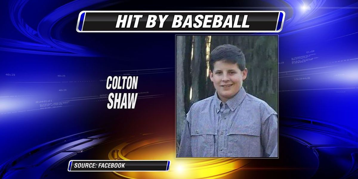 Colton Shaw funeral arrangements