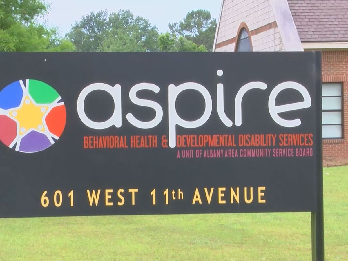 Aspire talks metal health in Southwest Georgia