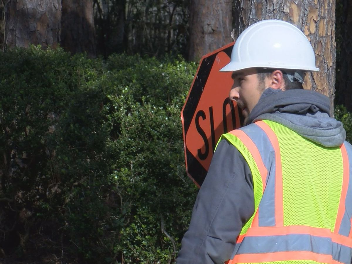 City of Albany spends almost $1 million to repair downed signs after Michael