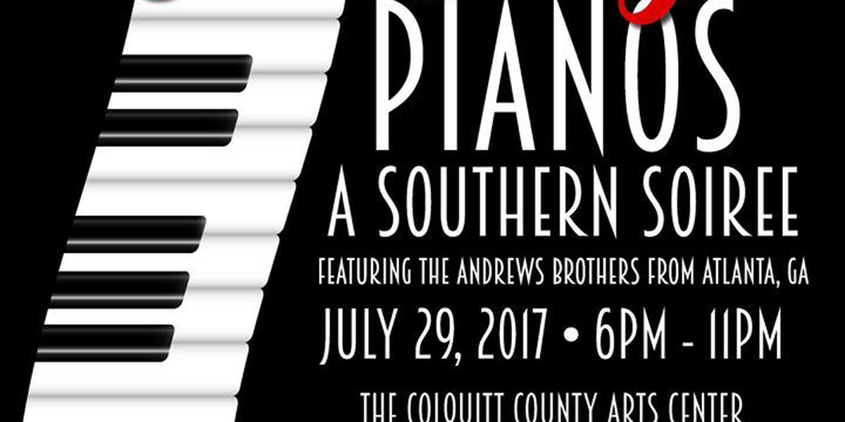 SRTC holds 'Dueling Pianos' fundraiser for Colquitt Co. scholarships