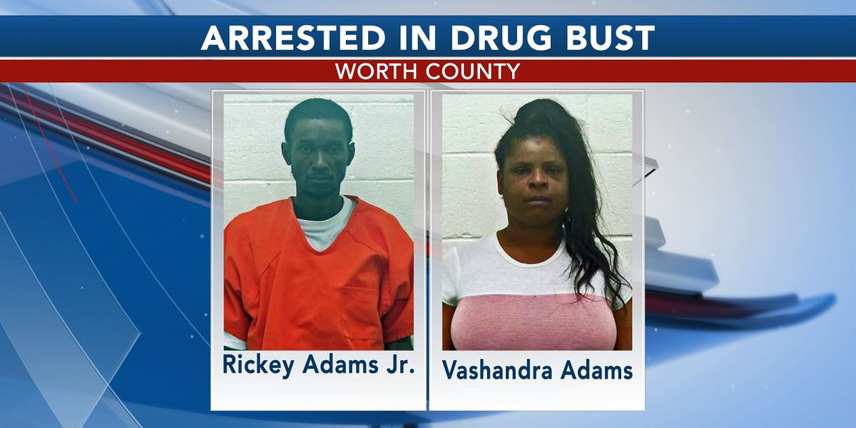 Worth Co. deputies find cocaine, ecstasy and weed-infused cane syrup during drug bust