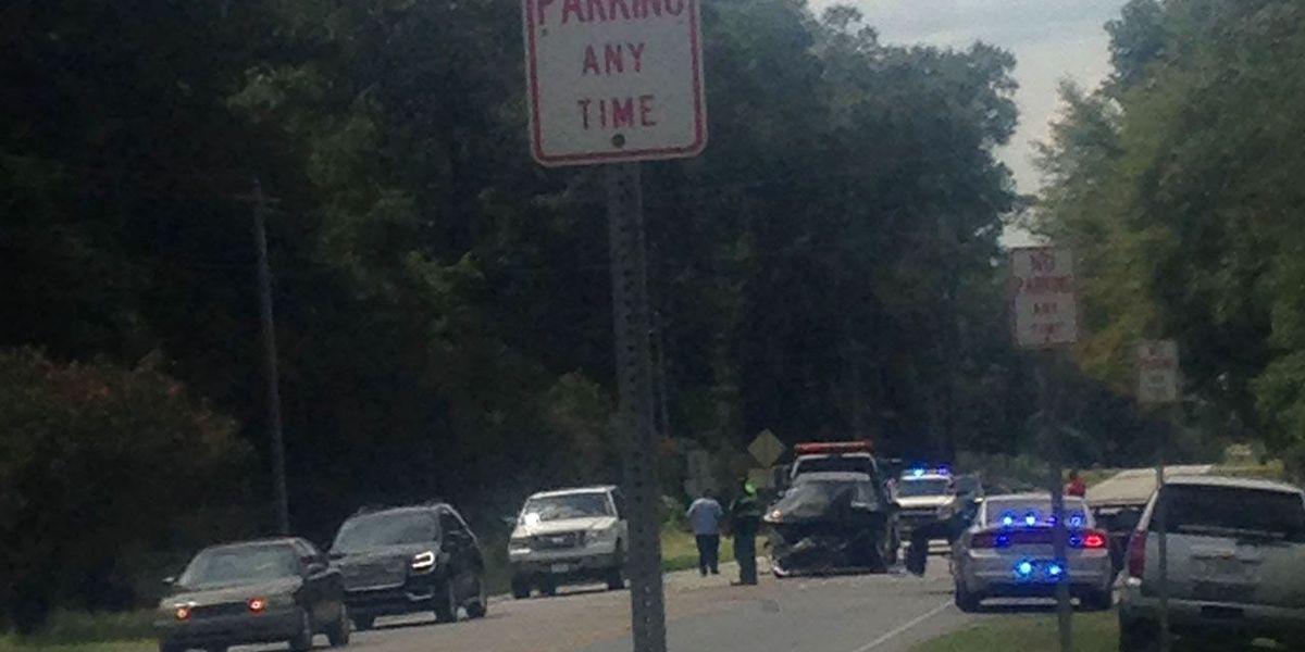Two car crash in Crisp Co. leaves one man dead