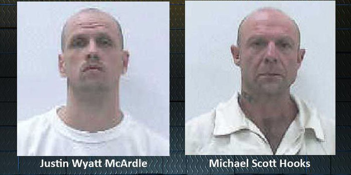 Search continues for missing Mitchell Co. inmates