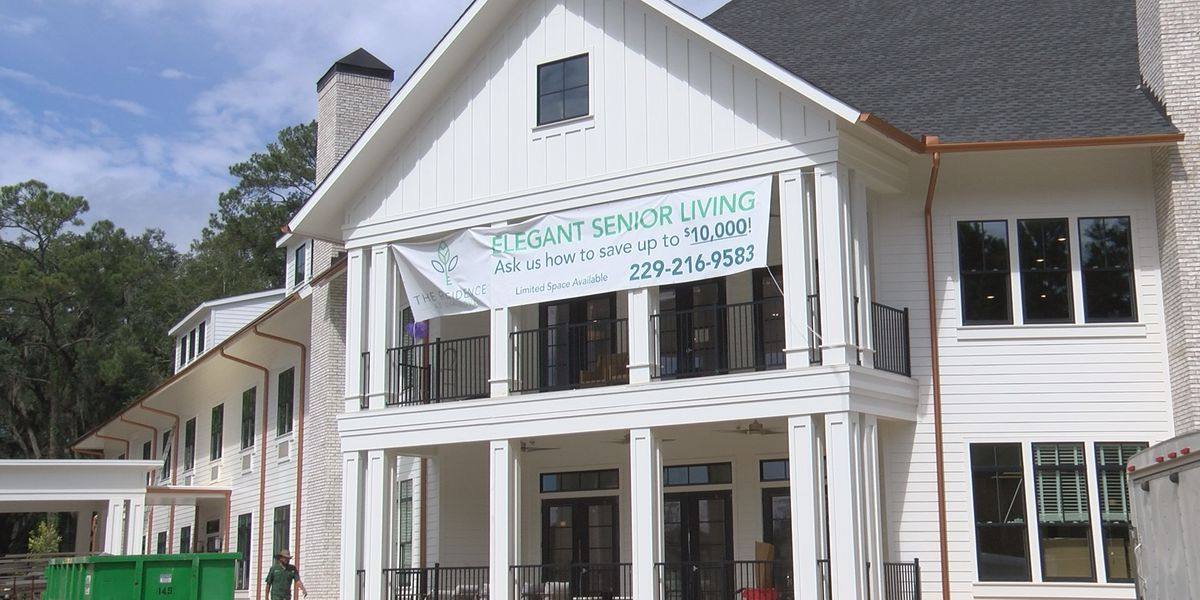 Thomasville's Residence at Oak Grove gears up for grand opening