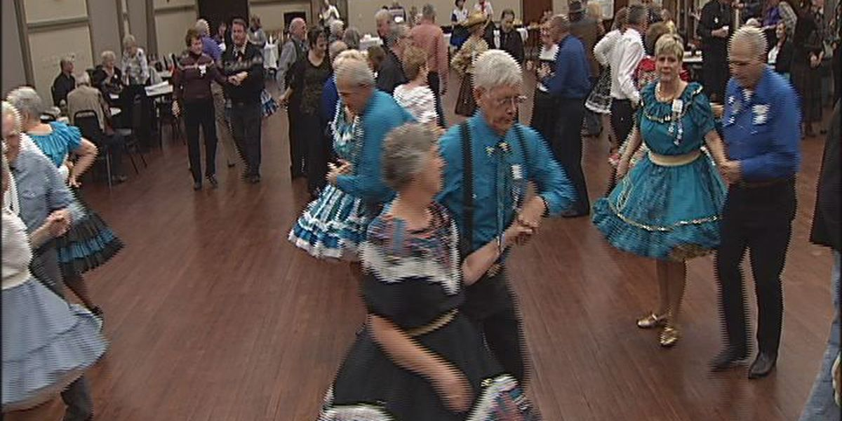 Square dancers take over Albany this weekend