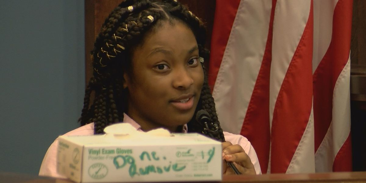 Children testify in Albany murder trial