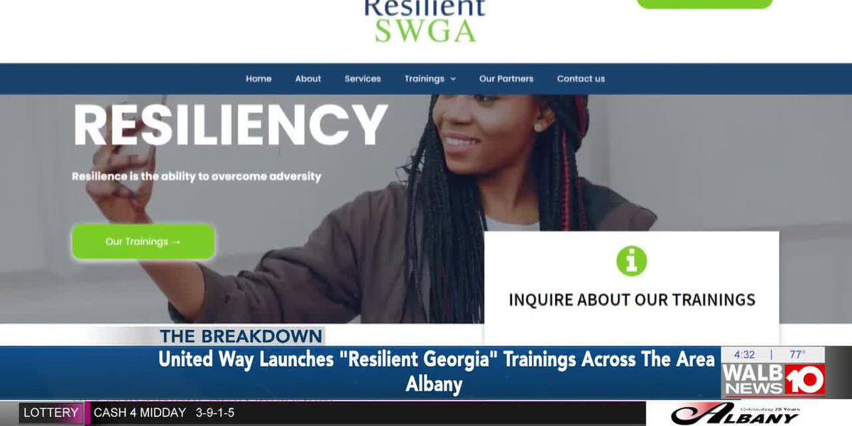 United Way launches 'Resilient Georgia' Trainings Across the Area