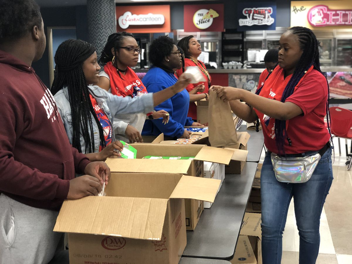 Westover students give back to Albany community
