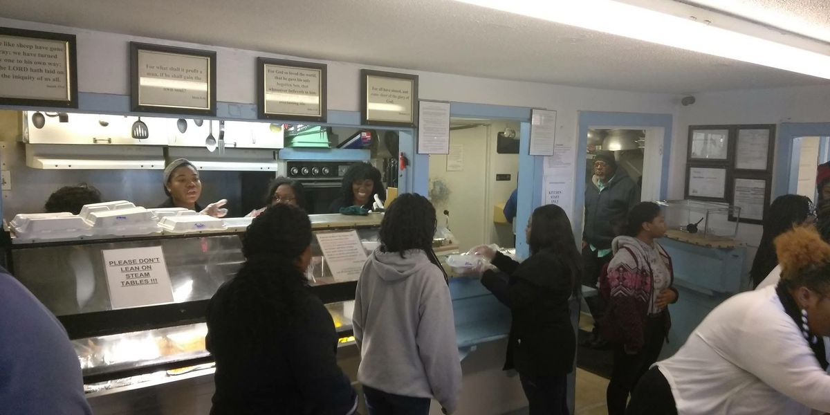 Albany volunteers feed those in need on MLK Day