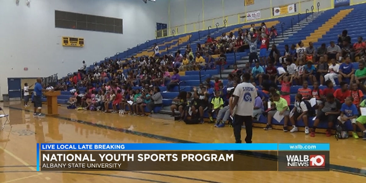Sports Talk with Theo Dorsey, June 7 - National Youth Sports Program