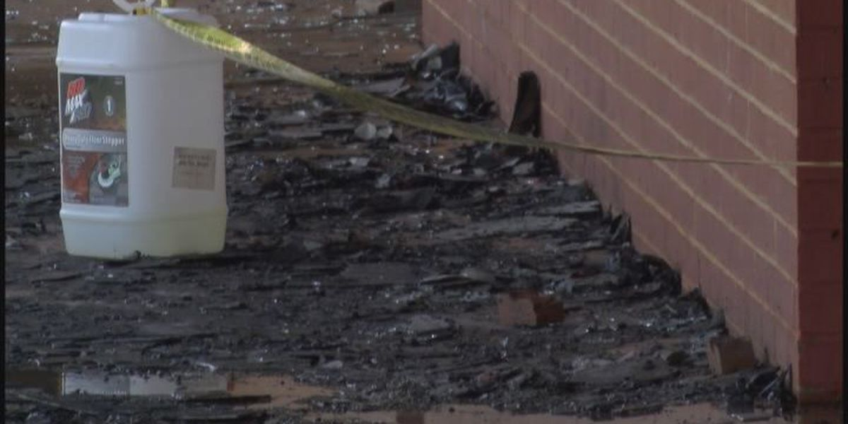 Fire at Randolph Co. Board of Education ruled as Arson