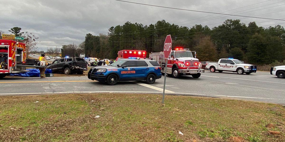 Victim identified in fatal Lee Co. crash