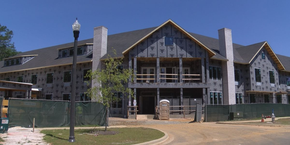 Thomasville assisted living community to open in a few months