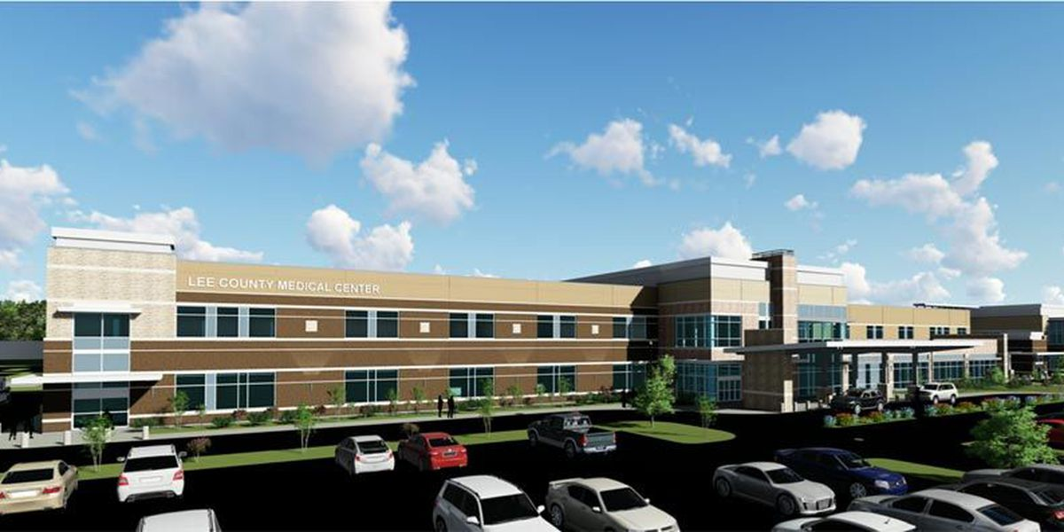 Lee Co. commissioners push forward with proposed hospital