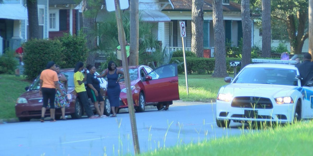 Family and friends react to officer involved shooting