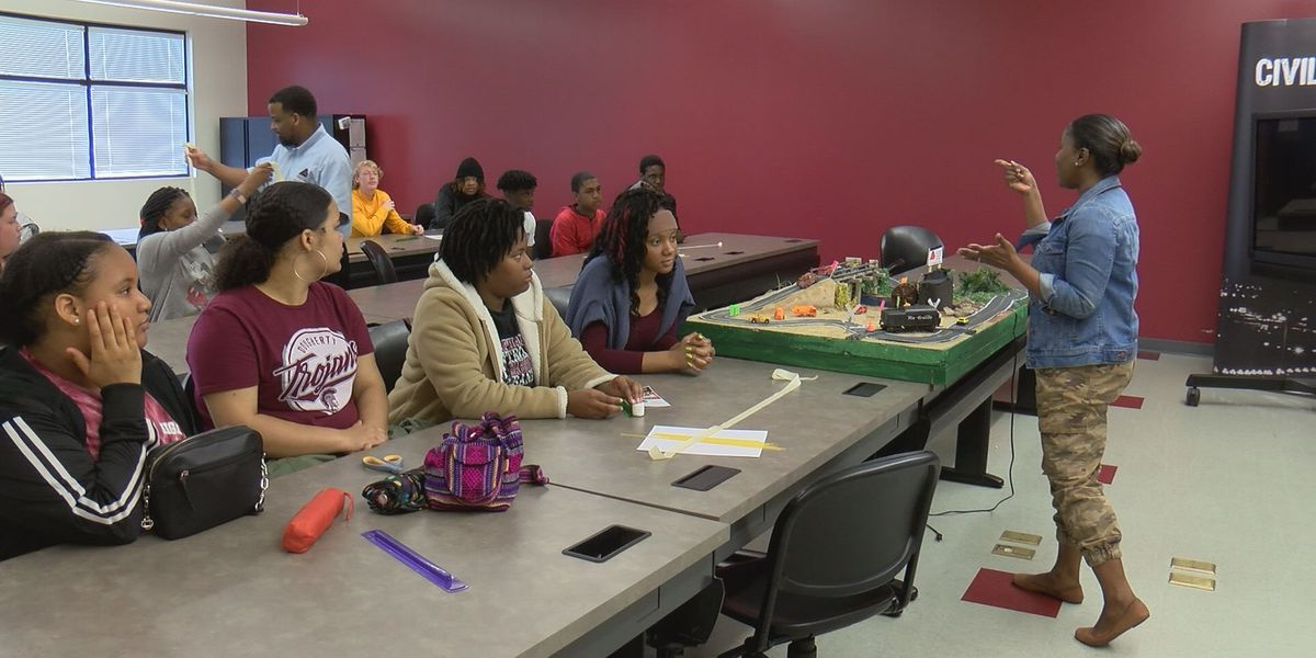 Albany college works to inspire students to pursue careers in engineering