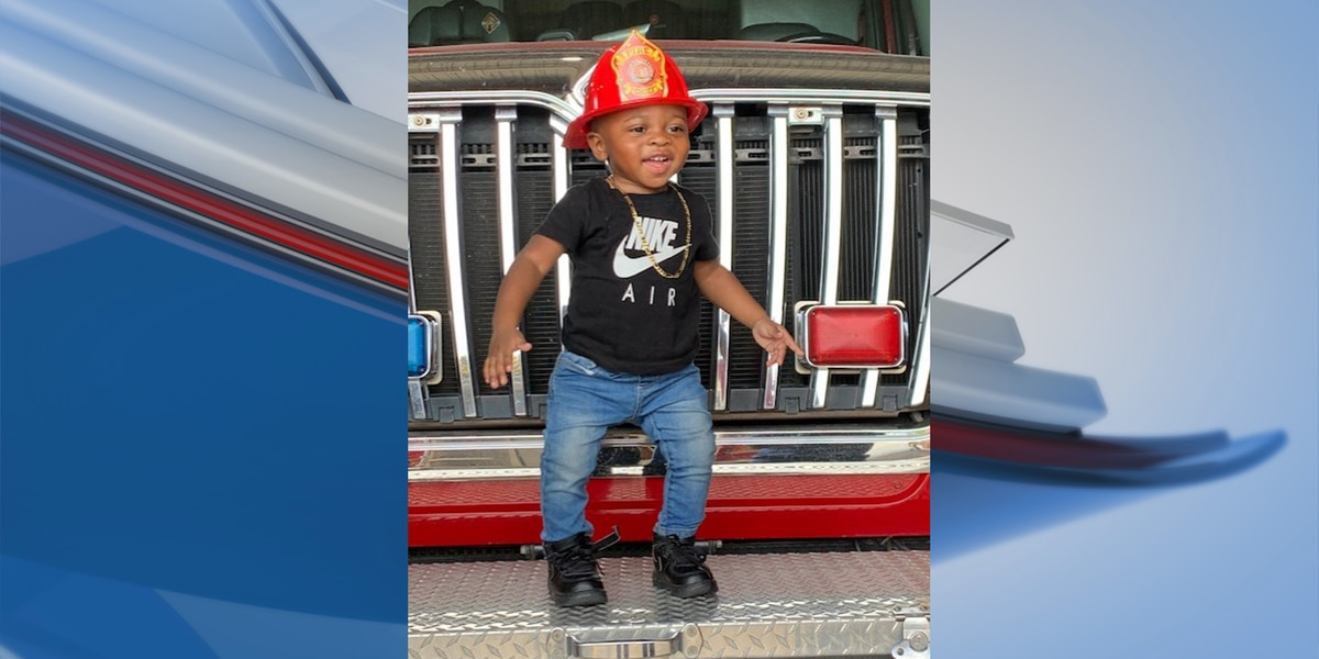 Bainbridge Public Safety gets special visit from future firefighter in the making