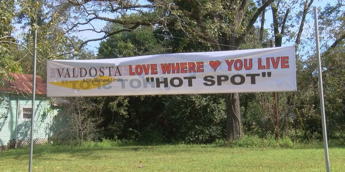 Valdosta wants you to 'Love Where You Live'