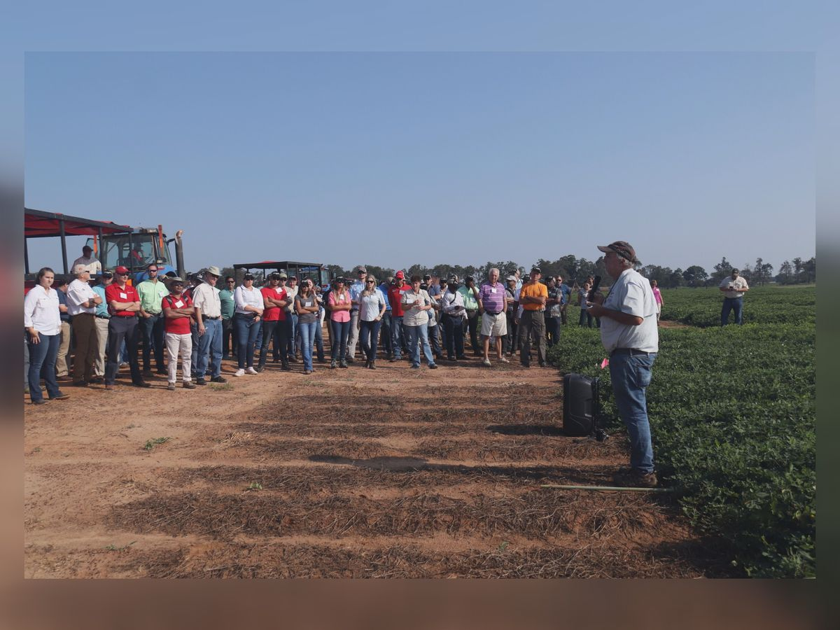 Georgia Peanut Committee hosted 33rd annual tour