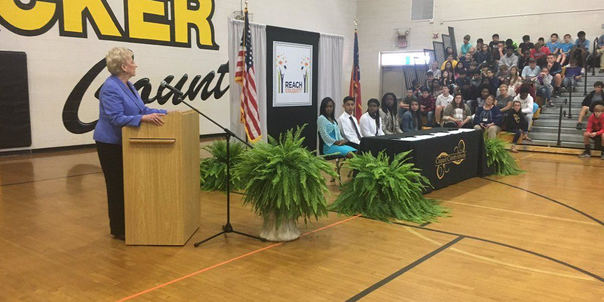 Colquitt Co. REACH students honored