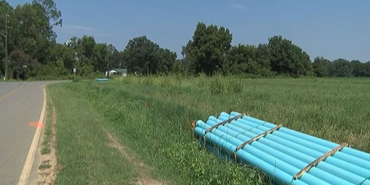 Warwick hopes to end water woes with new pipe lines