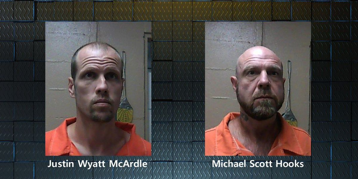 Escaped Mitchell Co  inmates captured