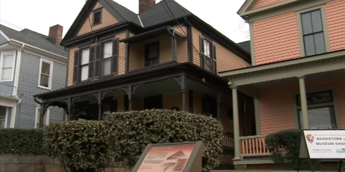 Childhood home of Rev. Dr. Martin Luther King sold to National Park Service