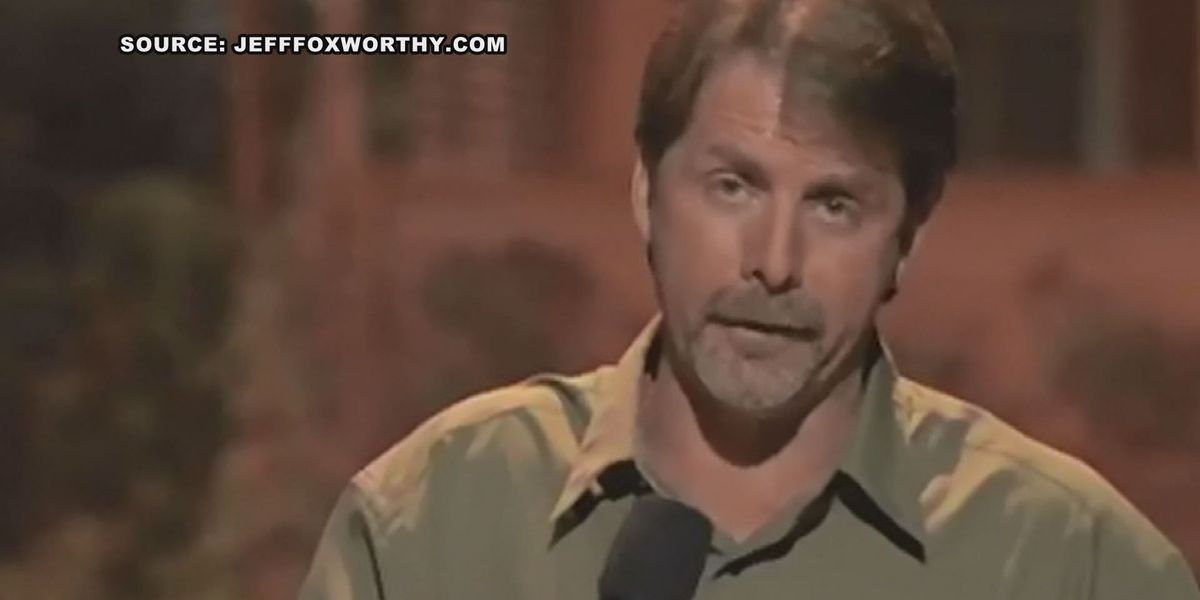 Jeff Foxworthy tickets on sale for Albany event