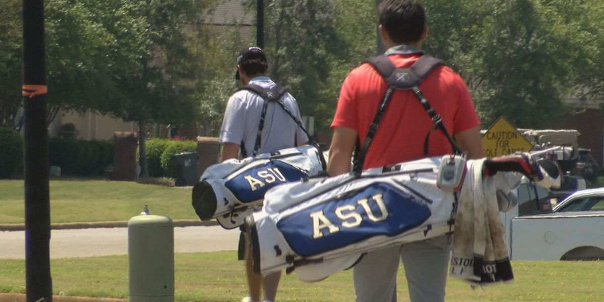 Rams working on consistency entering SIAC golf tournament