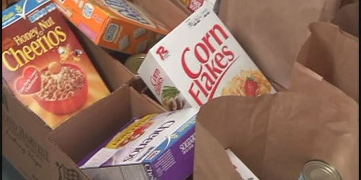 Albany businesses team up for Sylvester food drive