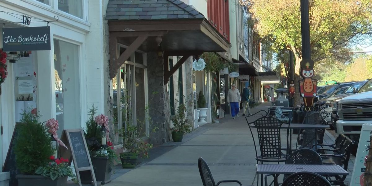 Downtown Thomasville businesses re-imagine Victorian Christmas