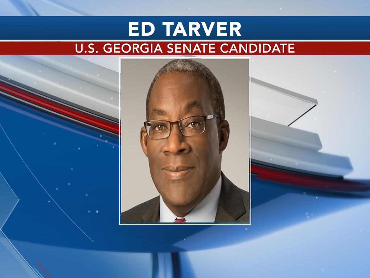 Georgia Senate candidate: Ed Tarver