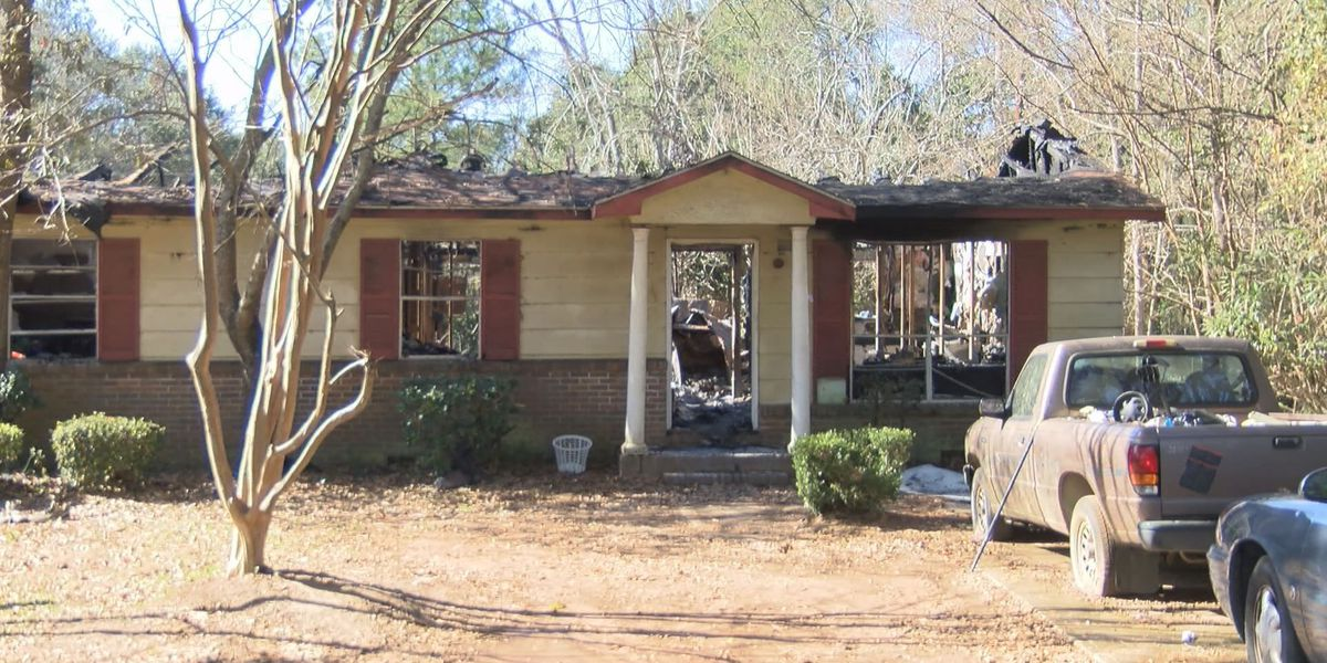 Albany home destroyed by fire