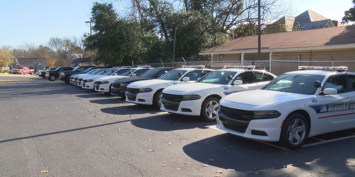 Americus police officers have new rides