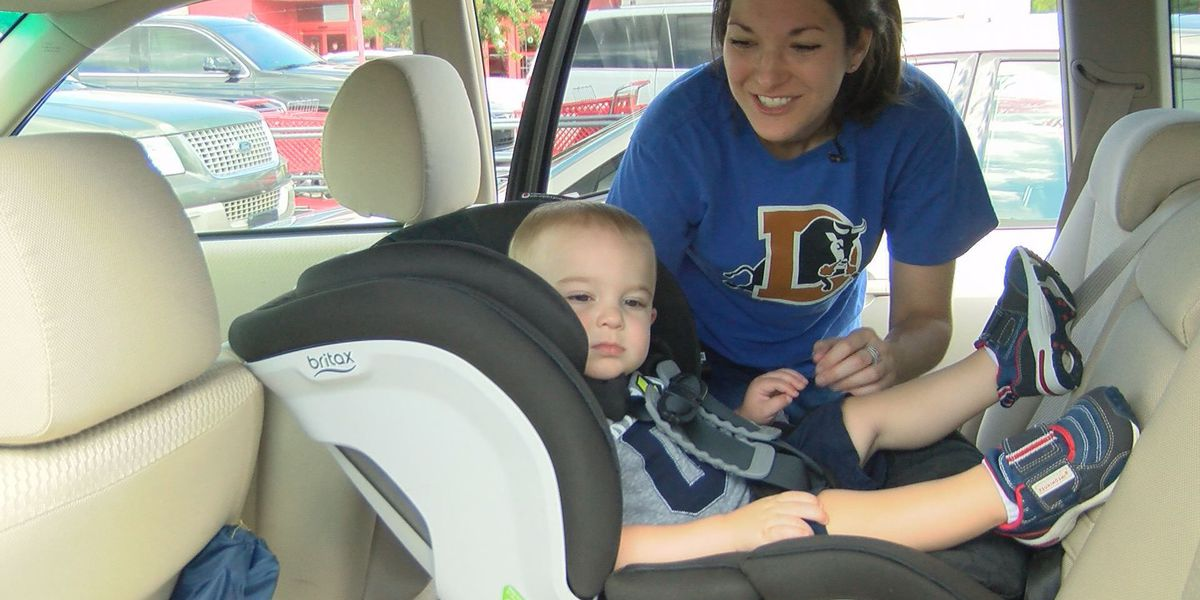 Car seat safety can save a child's life
