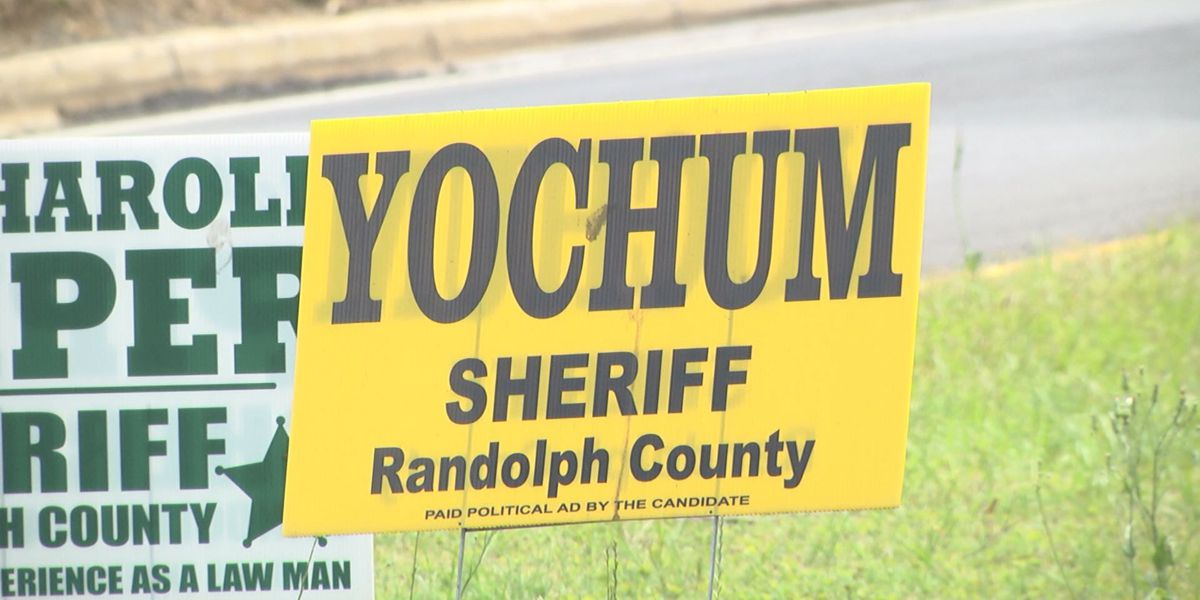 Randolph Co. Sheriff candidate following in father's footsteps