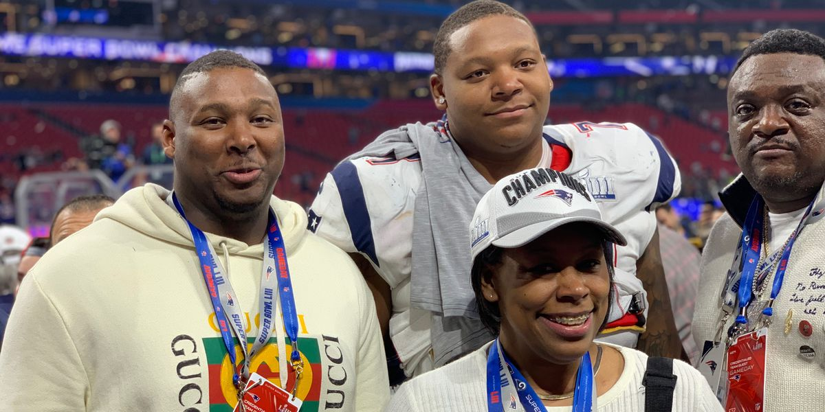 Westover's Trenton Brown crowned Super Bowl champ