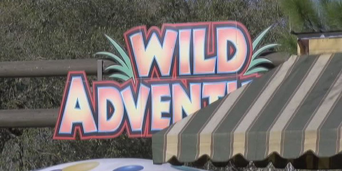 Wild Adventures is hiring