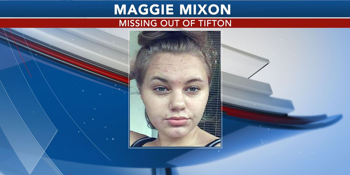 Law enforcement searching for missing Tifton teen