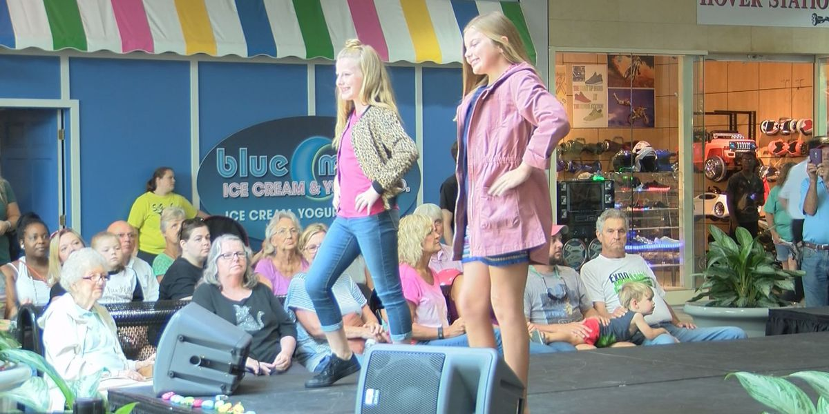 Albany Mall hosts back to school fashion show